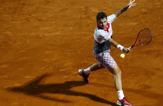 Wawrinka x Nadal, Masters 1000 de Roma (Foto: Reuters)