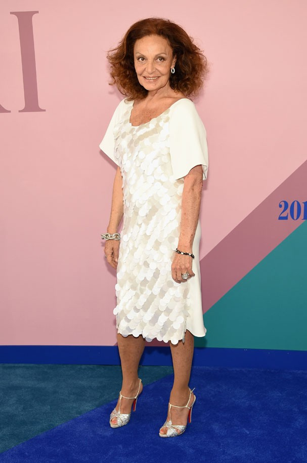 Diane von Furstenberg (Foto: Getty Images )