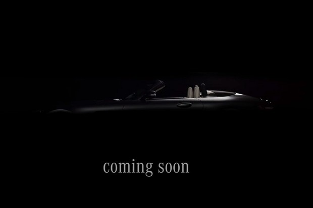 Mercedes-AMG Teaser (Foto: Reprodução/Twitter)