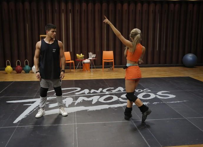 Arthur Aguiar e Mayara Araújo (Foto: Fábio Rocha/Gshow)