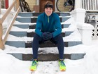 Americano tenta ser 'Forrest Gump da vida real' e correr 5.150 km