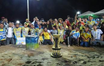 Guerreiro bate o Bandeirantes e vence  33º Fest Verão de São Pedro da Aldeia
