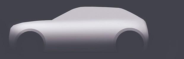 Desenho explica a carroceria de um hatch (Foto: Fernando Morita/Autoesporte)