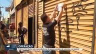 Polícia Civil faz operação em revendedoras de peças usadas em Belo Horizonte