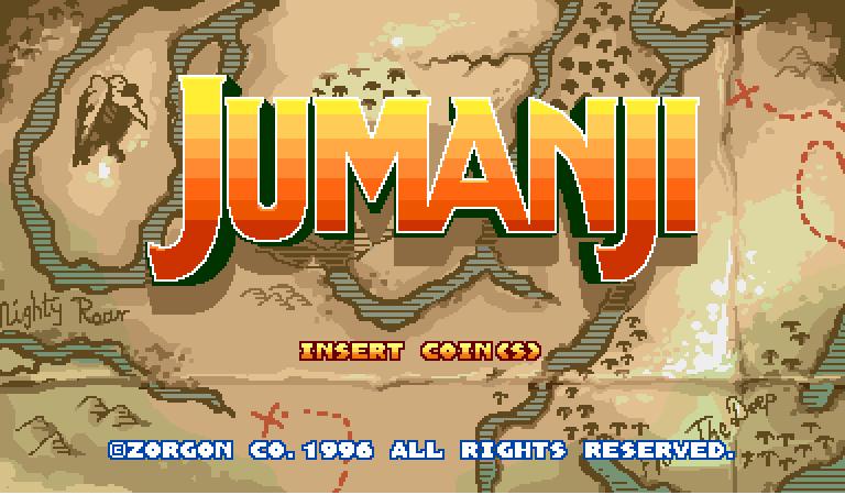 Jumanji (Foto: Reprodução/Twitter/castpixel)