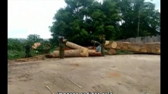 Operação do Detran termina em confusão em Mãe do Rio, no Pará