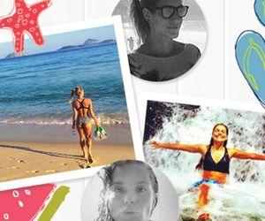 Carol Dieckmann, Isis Valverde e mais famosas indicam produtos de beleza essenciais para o verão