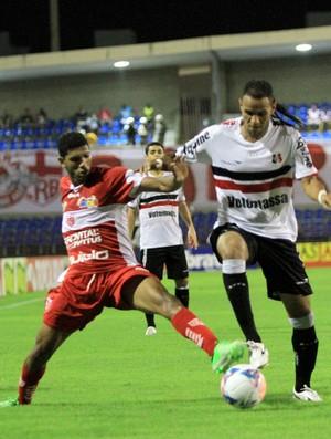 CRB x Santa Cruz Maceió Série C (Foto: Ailton Cruz/ Gazeta de Alagoas)