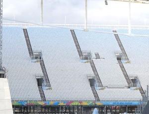 Arena Corinthians pós-Copa (Foto: Diego Ribeiro)