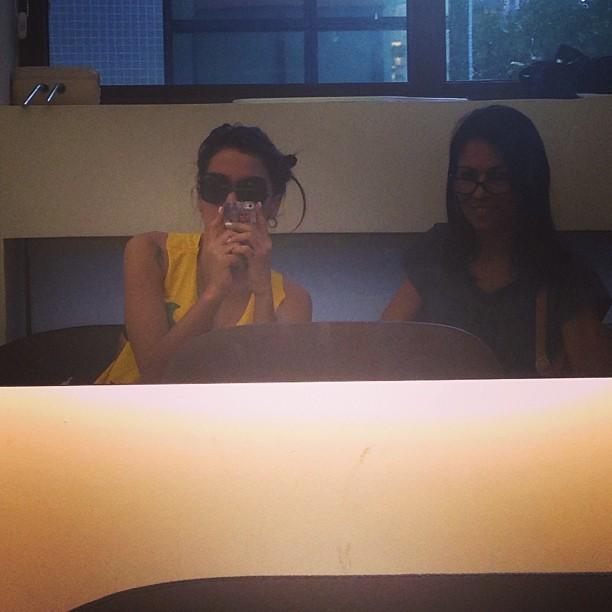 Anitta e a mãe (Foto: Instagram / Reprodução)