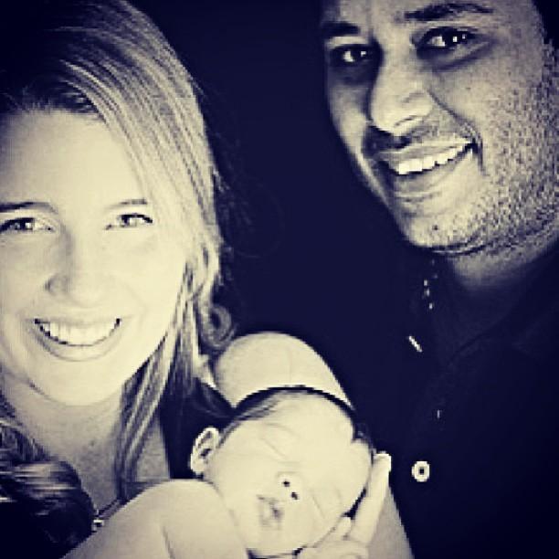 Debby Lagranha com a filha (Foto: Instagram / Reprodução)