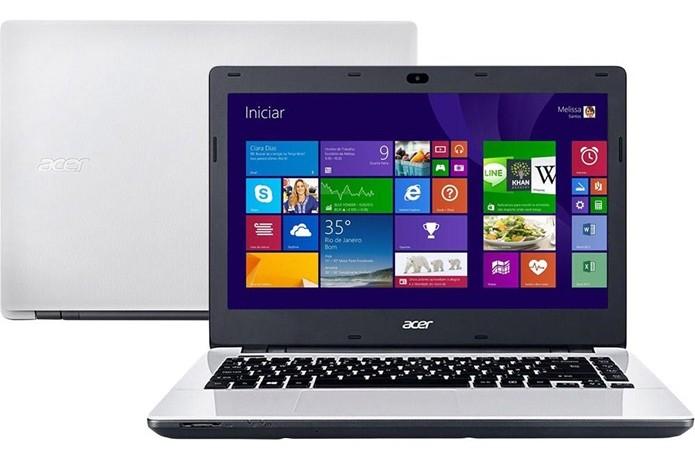 Acer E5-471-30DG (Foto: Divulgação/Acer)  (Foto: Acer E5-471-30DG (Foto: Divulgação/Acer) )