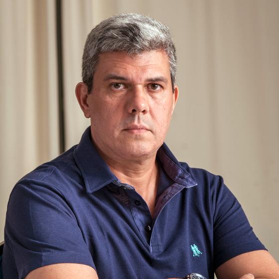 Vilson de Salles Machado secretário do Meio Ambiente de Rondônia (Foto:  Caio Cezar/ÉPOCA)