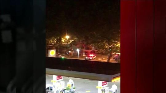 Resultado de imagem para Chefe do tráfico do Morro Santa Marta é baleado durante tiroteio na comunidade