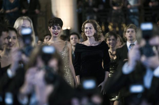 """Patricia Pillar e Sophie Charlotte em cena de """"O Rebu"""", remake exibido em 2014 pela Globo (Foto: Estevam Avellar / TV Globo)"""