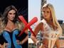 Nicole Bahls e Veridiana Freitas brigam e trocam farpas na web