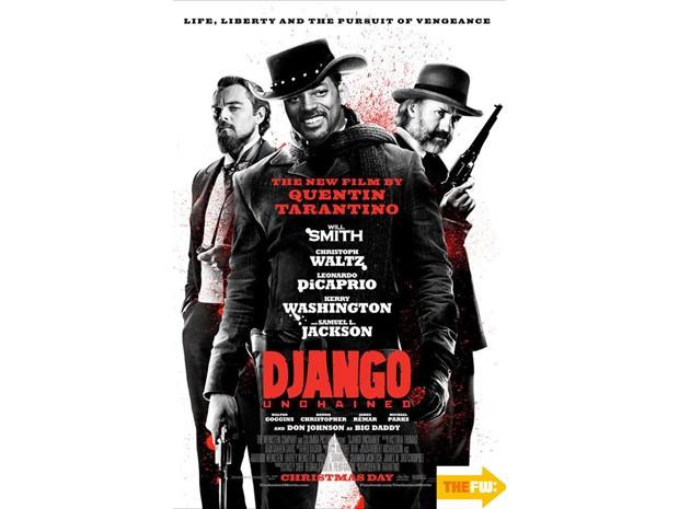 Will Smith aparece como protagonista em 'Django livre', de Quentin Tarantino, em vez de Jamie Foxx. Smith foi o primeiro nome citado pela imprensa americana para o longa (Foto: Reprodução)