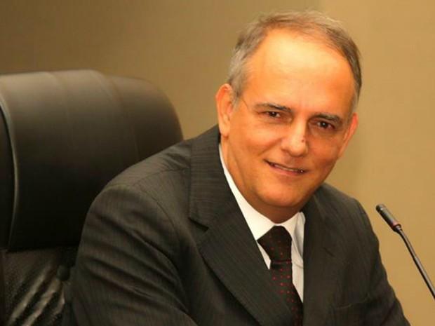 Zé Carlos do Pátio (PMDB) foi eleito prefeito de Rondonópolis (Foto: Divulgação)