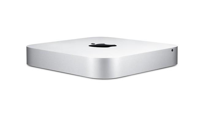 Mac mini é o menor desktop da Apple na atualidade (Foto: Divulgação/Apple)