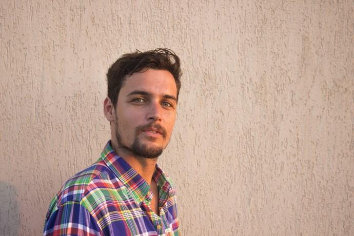 Felipe Dylon lança Ligação Astral e planeja mais novidades para 2016 (Foto: Yuri Pariz/Divulgação)