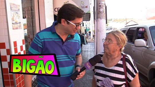 Marcos Paiva descobre o significado do 'bigão' de Pederneiras