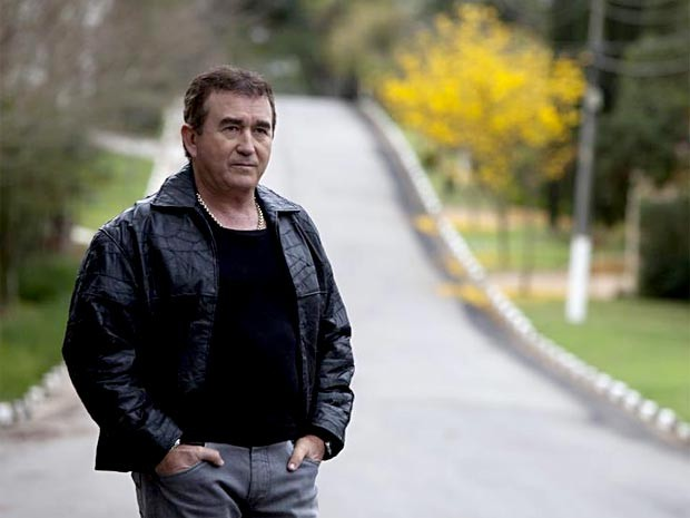 O cantor Amado Batista, que grava DVD em show em Brasília nesta sexta (21) (Foto: Divulgação)