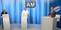 Amazonas - debate (Foto: Arte/G1)
