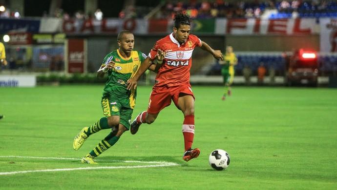 CRB x Estanciano, no Rei Pelé (Foto: Ailton Cruz/Gazeta de Alagoas)