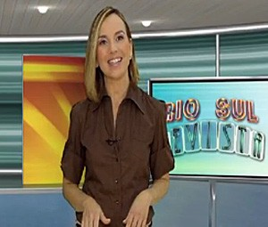 Rio Sul Revista Chamada - 19/10/13 (Foto: reprodução rio sul revista)