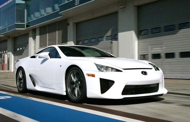 6af6e39860c Lexus é melhor marca de luxo em pesquisa de satisfação americana ...