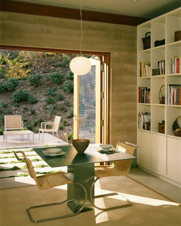 Casa na Califórnia (Foto: John Sutton e J.D. Peterson/Divulgação)