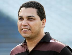 Ascanio Paceli, gerente administrativo do Amigão (Foto: Magnus Menezes / Jornal da Paraíba)
