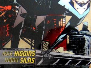 Thony Silas assina diversas revistas tanto da DC quanto da Marvel (Foto: Thony Silas / Arquivo pessoal)