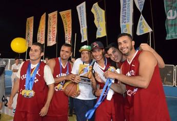 Basquete Tapajós 2014: Tecnorte conquista terceiro lugar (Foto: Weldon Luciano/GloboEsporte.com)