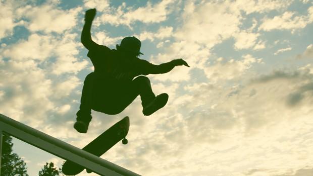 Leses podem ser comuns para quem pratica modalidades radicais (Foto: Shutterstock / Melis)