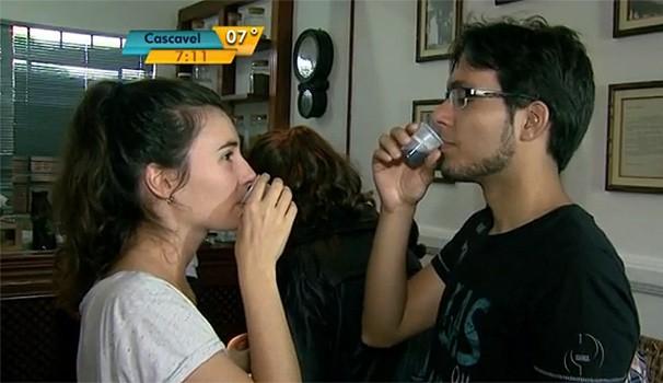Bom Dia Paraná Semana do Café Londrina (Foto: Reprodução/ RPC TV)