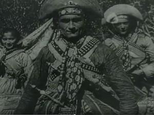 Foto antiga revela momento de Lampião e seu bando  (Foto: Reprodução/TV Sergipe)