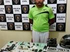 Polícia recaptura acusado de mortes de filhos de vereador e de PM no RN