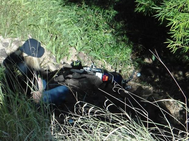 Acidente em São José do Cedro vitimou homem de 31 anos (Foto: Rádio Integração AM 1180/Divulgação)