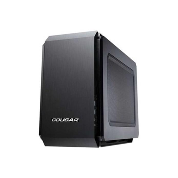 Gabinete Cougar Mini-ITX QBX 8M02 (Foto: Divulgação/Cougar)