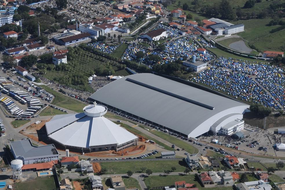 Resultado de imagem para Evento da Canção Nova espera atrair 15 mil mulheres em Cachoeira Paulista