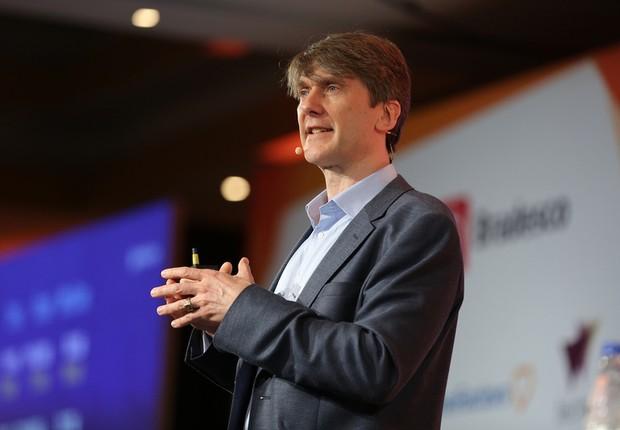 Marshall Van Alstyne, professor da Boston University (Foto: Divulgação HSM)