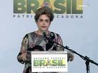 Dilma volta a dizer que o processo de impeachment contra ela é golpe