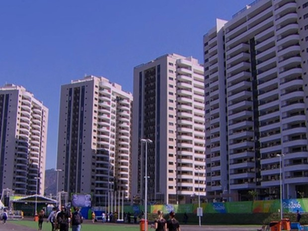Vila Olímpica Problemas JG (Foto: Reprodução: TV Globo)