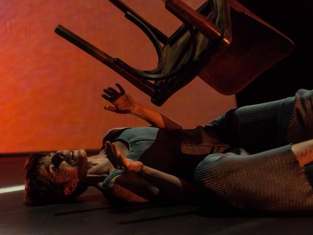 Espetáculo de dança Corpo Sentado retorna à Campinas (SP) (Foto: Leo Lin)