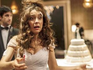 Erica Rivas em cena de Relatos Selvagens (Foto: Divulgação)