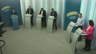 Veja como foi o debate dos candidatos de Araraquara na EPTV