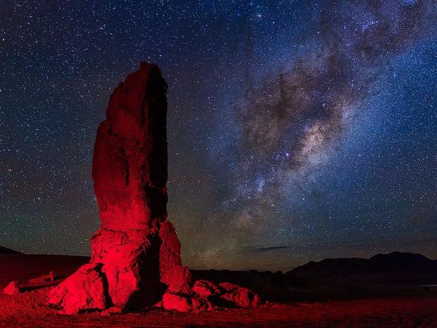 Para Adhemar Duro, a astrofotografia exige técnica apurada e muita paciência (Foto: Divulgação)