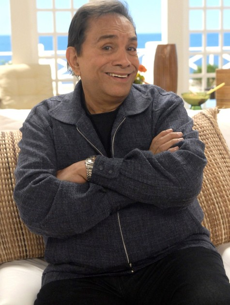 Dedé Santana (Foto: TV Globo)
