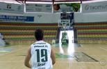 Gegê, do Bauru Basket faz cesta incrível, mas lance não vale